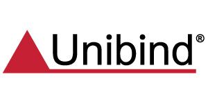 Unibind innbinding logo http://unibind.no